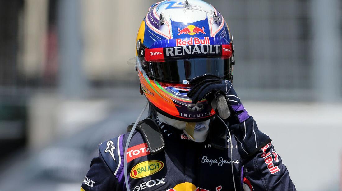 Daniel Ricciardo - Red Bull - Formel 1 - GP Kanada - Montreal - 7. Juni 2014