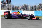Daniel Ricciardo - Red Bull - Formel 1 - Jerez - Test - 30. Januar