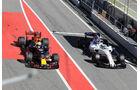 Daniel Ricciardo - Red Bull - Formel 1 - Test - Barcelona - 7. März 2017