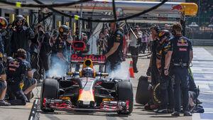 Daniel Ricciardo - Red Bull - GP England - Silverstone - Formel 1 - Freitag - 8.7.2016