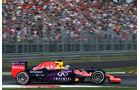 Daniel Ricciardo - Red Bull - GP Italien - Monza - Freitag - 4.9.2015