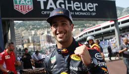 Daniel Ricciardo - Red Bull - GP Monaco 2018 - Qualifying