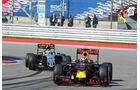 Daniel Ricciardo - Red Bull - GP Russland 2016