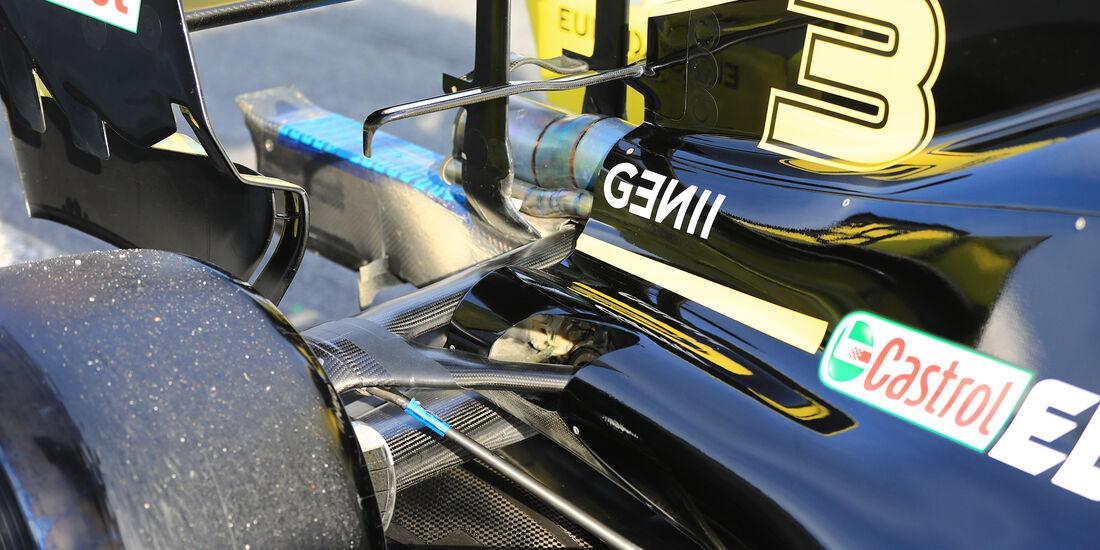 Daniel Ricciardo - Renault - Barcelona - F1-Test - 26. Februar 2019