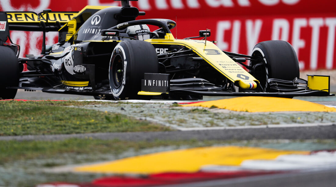 Daniel Ricciardo - Renault - GP China 2019 - Shanghai