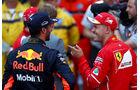 Daniel Ricciardo & Sebastian Vettel - Formel 1 - GP Monaco 2017