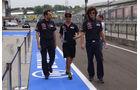Daniel Ricciardo - Toro Rosso - Formel 1 - Budapest - GP Ungarn - 26. Juli 2012