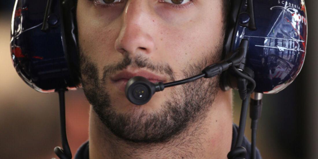 Daniel Ricciardo - Toro Rosso - Formel 1 - GP Brasilien - 22. November 2013