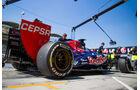 Daniel Ricciardo - Toro Rosso - Formel 1 - GP Ungarn 2013