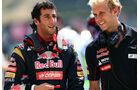 Daniel Ricciardo - Toro Rosso - Formel 1 - GP Ungarn - 27. Juli 2013