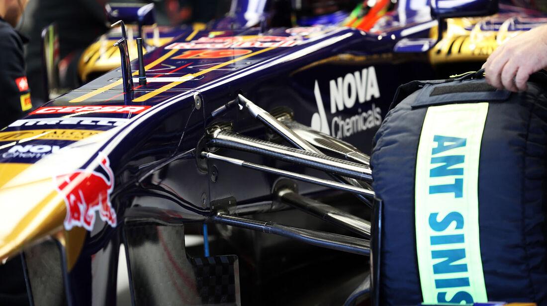 Daniel Ricciardo, Toro Rosso, Formel 1-Test, Barcelona, 20. Februar 2013
