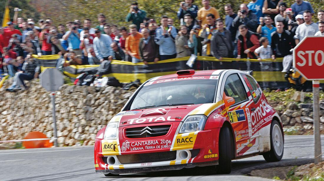 Daniel Sordo, Citroën C2
