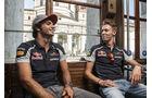 Daniil Kvyat & Carlos Sainz - Toro Rosso 2016