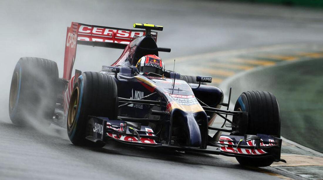 Daniil Kvyat  - Formel 1 - GP Australien - 15. März 2014