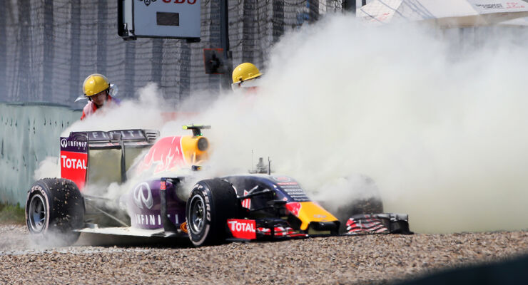 Daniil Kvyat - Formel 1 - GP China 2015