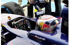 Daniil Kvyat - Formel 1 - Jerez-Test 2014