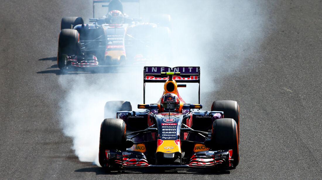 Daniil Kvyat - GP Japan 2015