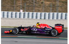 Daniil Kvyat - Red Bull - Barcelona-Test - 12. Mai 2015