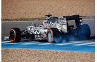 Daniil Kvyat - Red Bull - Formel 1-Test - Jerez - 2015