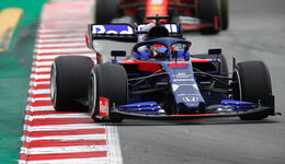 Daniil Kvyat - Toro Rosso - Barcelona - Test - 2019
