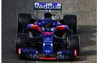 Daniil Kvyat - Toro Rosso - F1-Test - Abu Dhabi - 28. November 2018