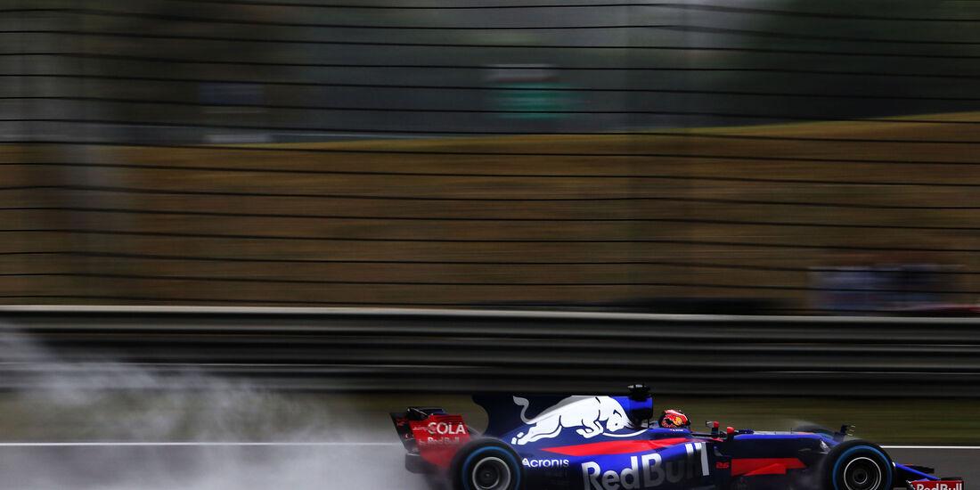 Daniil Kvyat - Toro Rosso - Formel 1 - GP China - Shanghai - 7.4.2017