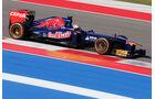 Daniil Kvyat - Toro Rosso - Formel 1 - GP USA - 15. November 2013