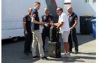 Daniil Kvyat - Toro Rosso - Formel 1 - GP Ungarn - 24. Juli 2014