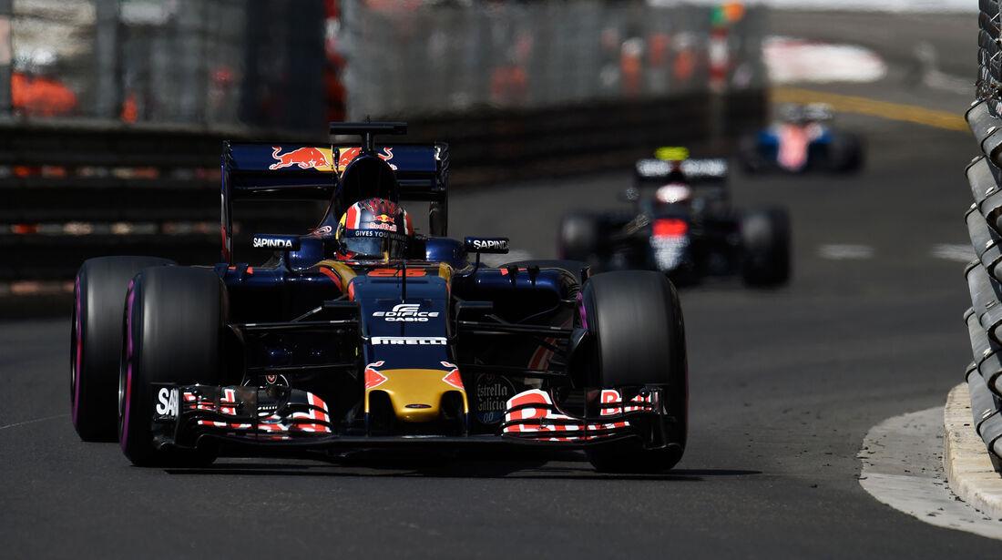 Daniil Kvyat - Toro Rosso - GP Monaco - Formel 1 - 28. Mai 2016