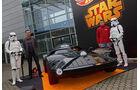 Darth Vader, Darth Vader Auto, Sitzprobe, Spielwarenmesse Nürnberg 2015