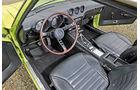 Datsun 240 Z, Cockpit, Lenkrad