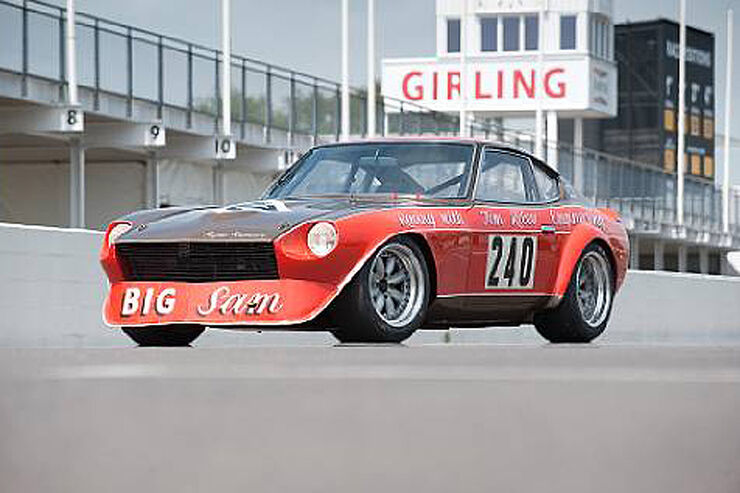 Datsun 240Z Sports Racing Coupé