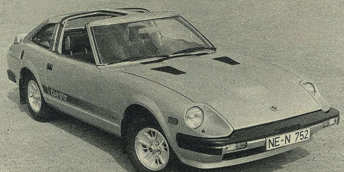 Datsun, 280 ZX TT, IAA 1979