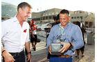 David Coulthard - Formel 1 - GP Abu Dhabi - 02. November 2013