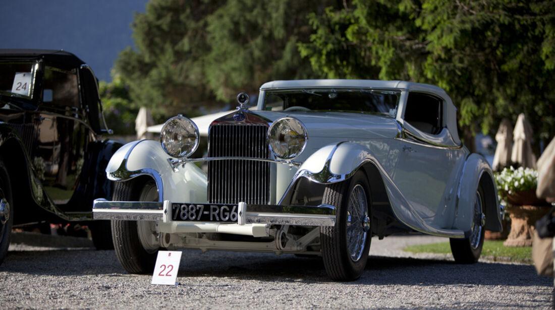 Delage, D8 S, Roadster, de Villars, 1933, James Patterson, USA