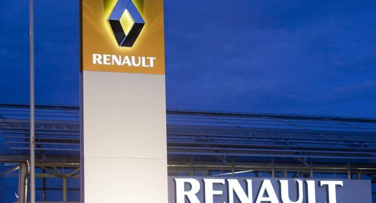 Der Konzernumbau sorgte bei Renault für einen Gewinneinbruch in 2013.