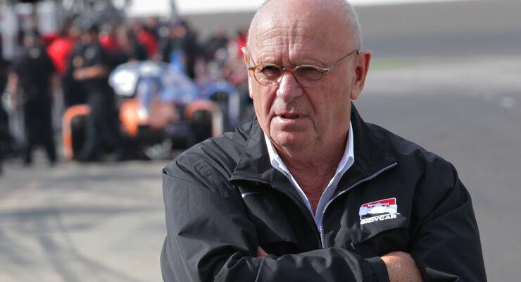 Derrick Walker - IndyCar-Chef - 2015