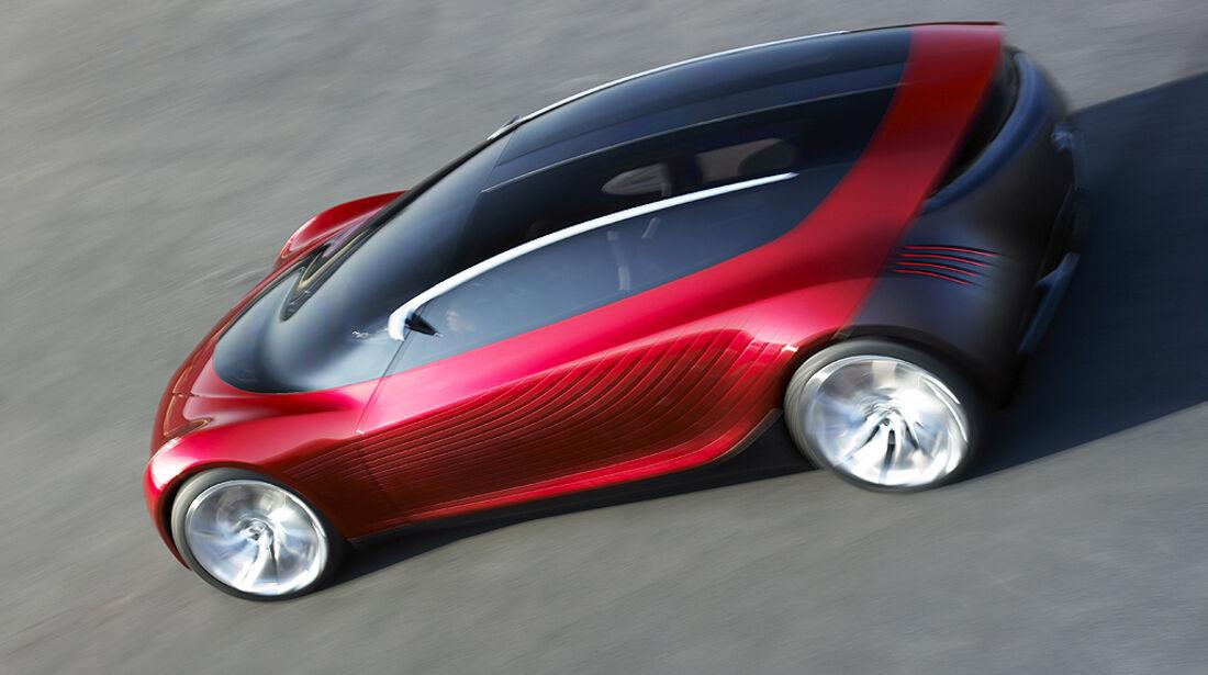 Designer, Laurens van den Acker, Mazda Ryuga