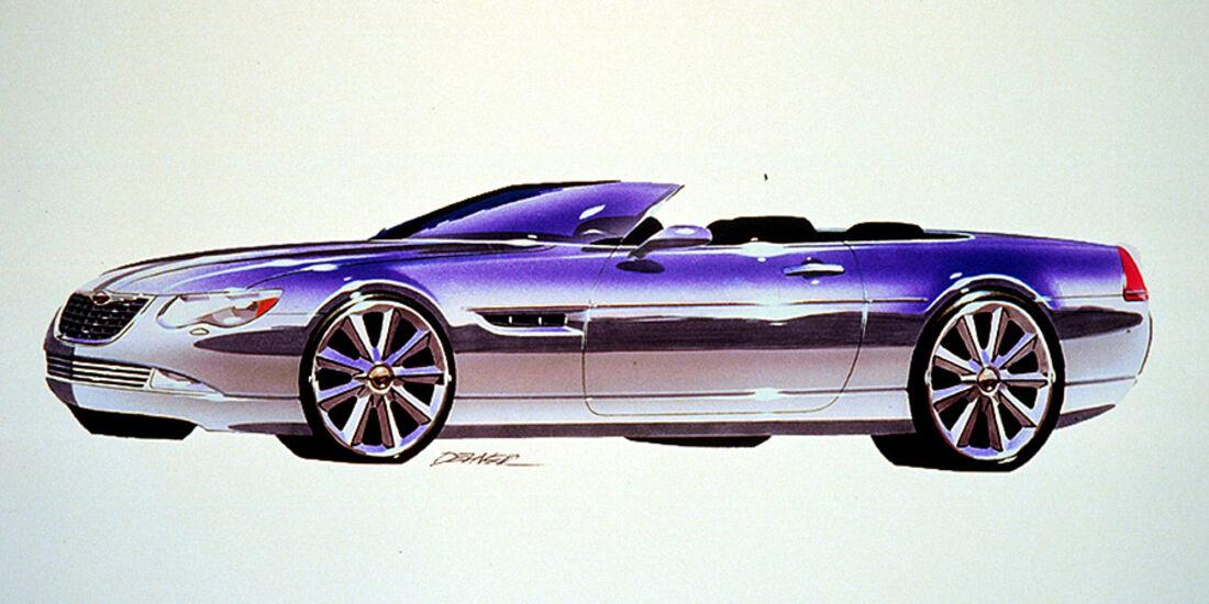 Designskizzen Chrysler