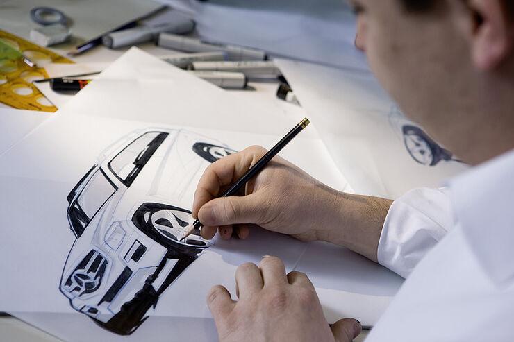 Auto-Design: Die schönsten Design-Zeichnungen - auto motor und sport