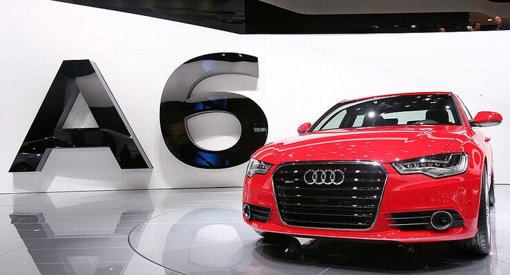 Detroit Motor Show 2011, Audi A6