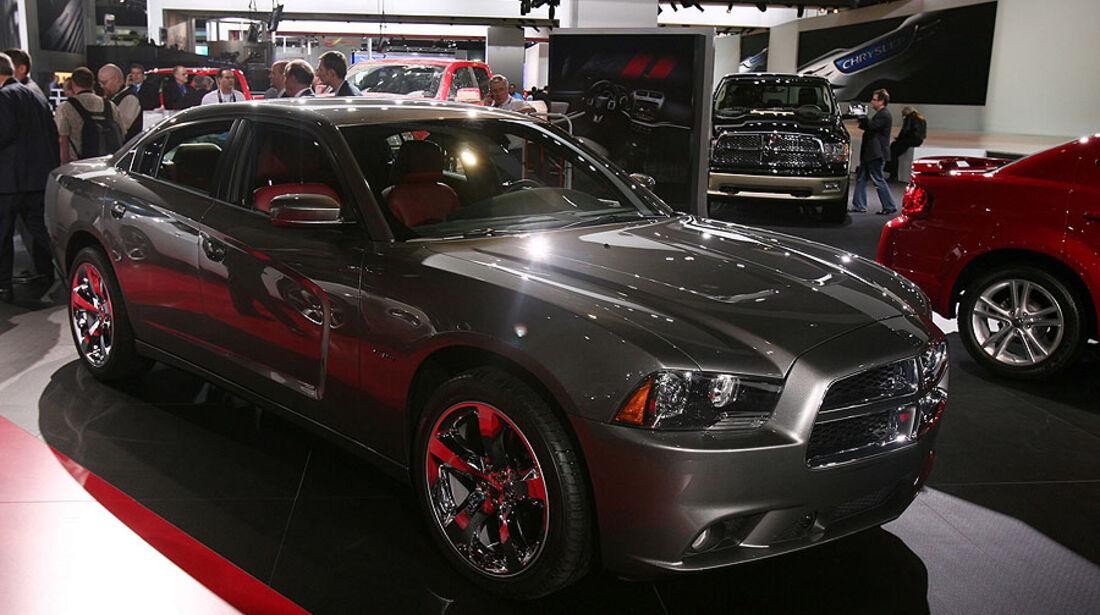 Detroit Motor Show 2011, Dodge Charger