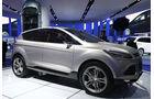 Detroit Motor Show 2011, Ford Vertrek