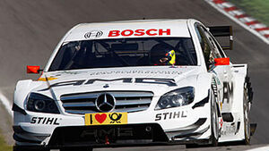 Di Resta Mercedes DTM 2009 Brands Hatch