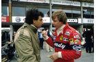 Didier Pironi Alboreto 1982
