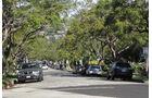 Die Straßen von Los Angeles