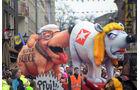 Die schönsten Karnevalswagen 2038