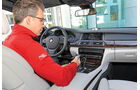 Diktierfunktion, BMW, Cockpit