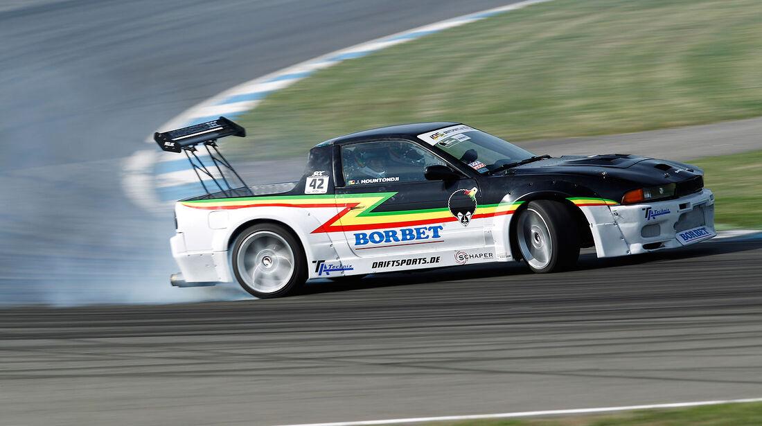 Dimitrios Patsatzis, Drifter42DriftChallenge, High Performance Days 2012, Hockenheimring