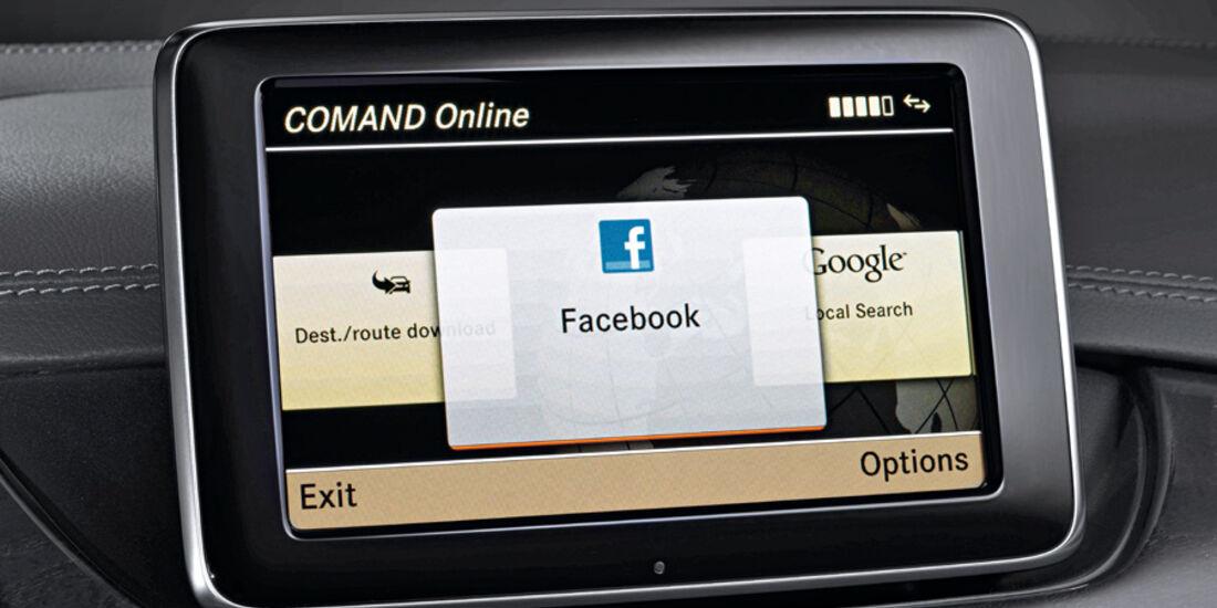 Display, Facebook